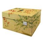 Dutch Design Opbergbox Japanse Bloesem 40 x 31 x 21 cm