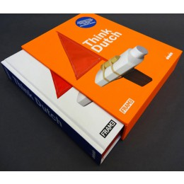 Boek Think Dutch conceptual architecture and design in the netherlands vind je bij shop.holland.com