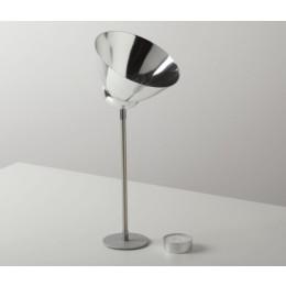 Cadeautip bij Holland Design & Gifts - Vlamp L in aluminium
