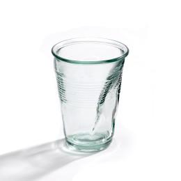 Deukbeker glas Goods plastic bekertje door Rob Brandt