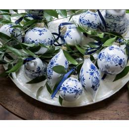 Originele Delfts blauwe kerstversiering bij shop.holland.com