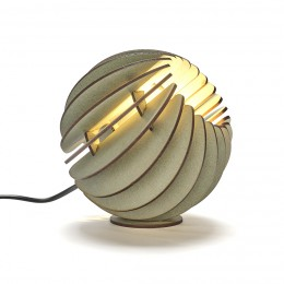 Tafel lamp Atmosphere dirty-mint van Tjalle & Jasper bij shop.holland.com