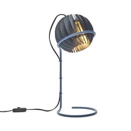 Bureaulamp Atmosphere in de kleur deep-blue van Tjalle & Jasper bij Shop.holland.com