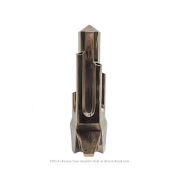 HPB-P1 Tulpenvaas Top brons door Bas van Beek