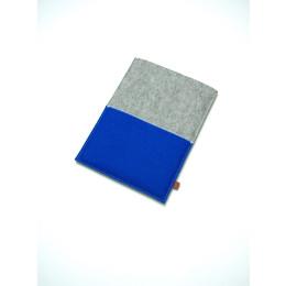 Westerman Ragz blauw iPad Air hoesje, iphone 6 hoes, sleeves cases, vilteniPad Air hoesje