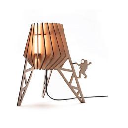 Staande lamp Maanlander alias Spacey-spot van Tjalle & Jasper bij Holland Design & Gifts