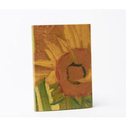 Notitieboekje Van Gogh Zonnebloemen: leuk cadeau