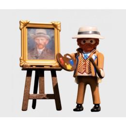 Bijzonder cadeau voor kids - Playmobil figuur Van Gogh bij shop.holland.com