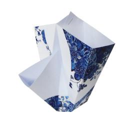 Vouwvaas Delfts Blauw, ontwerp BY HENDRIK