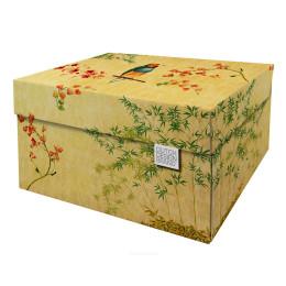 Dutch design opbergbox Japanse bloesem 40x31x21cm bij shop.holland.com