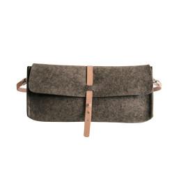 Rowold vilten tas Uppsala, als handtas en schoudertas te gebruiken