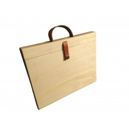 Houten MacBook Pro laptoptas van Studio Jasper