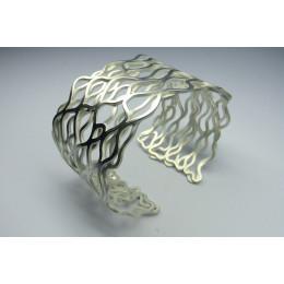 Yolanda Döpp armband, handgemaakt dutch design sieraad van zilver