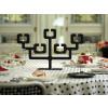 Zwarte kandelaar Bonsai; Nederlands ontwerp