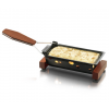 Kaas smelten, racletten of fondue overal waar je wilt met de Partyclette to go