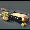 Kaas smelten, racletten of fondue overal waar je wilt met de Partyclette to go Taste