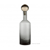 Fles uit de serie Bubbles & Bottles van Pols Potten met de maat 13 cm doorsnee en 44 cm hoogte