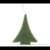 Kerstboom kaars van Atelier OZO koop je bijvoorbeeld als sinterklaascadeau bij shop.holland.com