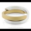 Clic by Suzanne armband A1G  in goud en zilver aluminium bij shop.holland.com