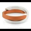 Clic by Suzanne armband A1O in oranje en zilver aluminium bij shop.holland.com