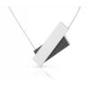 De Clic C183 zwart design ketting, een fraai en elegant cadeau. Verwen jezelf of een ander!