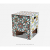 Dutch Design krukje met Portugese tegeltjes Tiles bij shop.holland.com