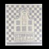 Keukendoek Grachtenpand van het Rijksmuseum Amsterdam