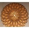 Discus M Hanglamp Zandbruin van Daniëlle Origami bestel je bij shop.holland.com