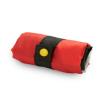 Loqi shopper op een rolletje in je tas: handig hulpmiddel en leuk cadeau voor bijvoorbeeld moederdag