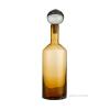 Glazen fles van Pols Potten met de maat 44 cm hoogte en 13 cm doorsnee