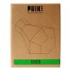 Verpakking design karaf Rare van Puik Art uit Amsterdam