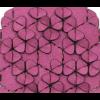 The Basic ketting van Iris Nijenhuis in deze fuchsia roze scuba suede stof bestel je bij shop.holland.com