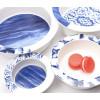 Delfts Blauw Schalen en Kommen Blauw Festival  - relatiegeschenken om indruk mee te maken koop je bij shop.holland.com