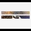 Aan 2 kanten te dragen: Gevleugelde Liefde Sjaal 100% zijde van Hendrik'