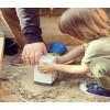 Sandmarks zandbak speelgoed – Domtoren uit Utrecht in jouw tuin