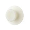 Droog zuignap haakjes Sucker in wit voor keuken of badkamer