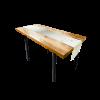 Tafelloper Jheronimus Bosch in grijstinten 220x32cm - mooi tafelkleed