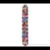 The Slim armband van Iris Nijenhuis in multi-colour print Skulls bij shop.holland.com