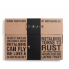 Verpakking Metalbird metalen vogel Specht: leuk cadeau