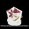 Vouwvaas met strik en patroon Tulpen geinspireerd op het meesterwerk van Jacob Marrell bestel je bij shop.holland.com