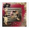 XL vierkant zijden sjaal Marten & Oopjes By Hendrik Rijksmuseum koop je bij Holland Design & Gifts