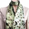 Jeroen Bosch 100% zijden sjaal River Adventure By Hendrik