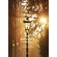 Boek The Amsterdam Canals