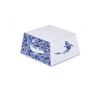 Blue D1653 Versatile Serve by Royal Delft Delftware porcelain