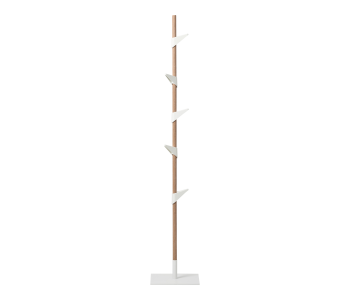 Designer coat rack Bamboo 1 stand