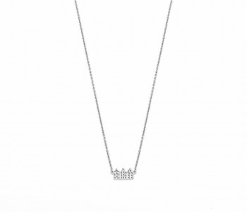 Canal House Necklace silver - Riverstones