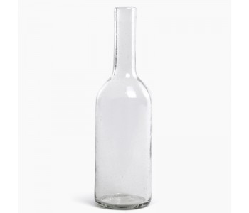 Glass vase transparent Cantel Carafe 35