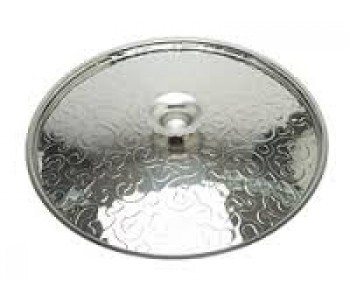 Marcel Wanders stainless steel lid with attractive relief from Alessi