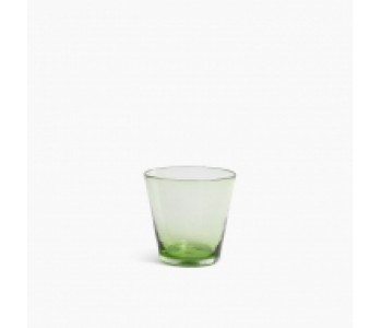 Cantel Drinking glass green