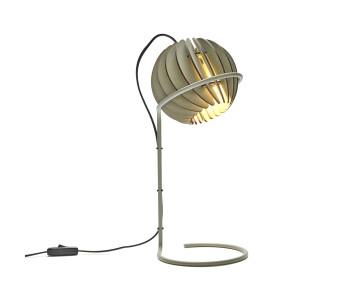 Bureau lamp Atmosphere in de kleur aged-mint van Tjalle & Jasper bij shop.holland.com